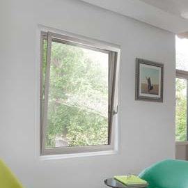 Installation de Fenêtre en aluminium