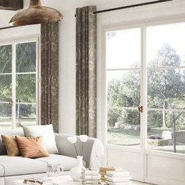 Fenêtres PVC/BOIS/ALU